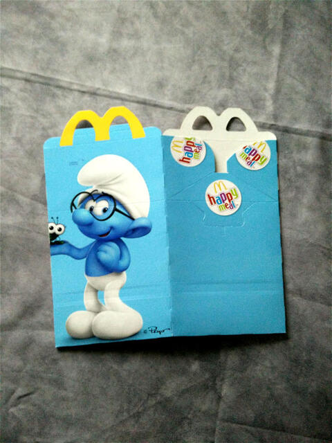 boite happy meal