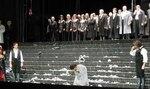 Schlussapplaus zur Oper