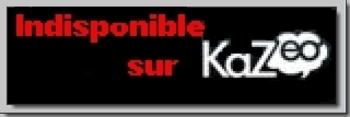 indisponible sur kazeo 3