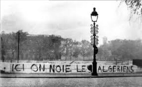La violente répression du 17 octobre 1961 donnera lieu à des commémorations dans plusieurs villes de France