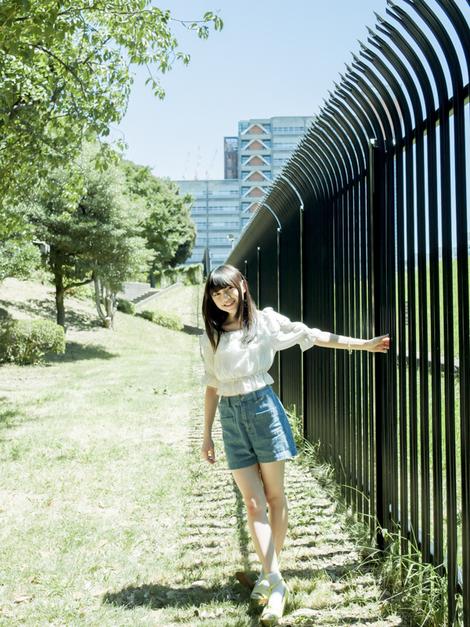 Models Collection : ( [TOKYO IDOL NET] - |2015.08.10| PORTRAIT / Nanase Hirokawa/廣川奈々聖 ( Wa-suta/わーすた) )