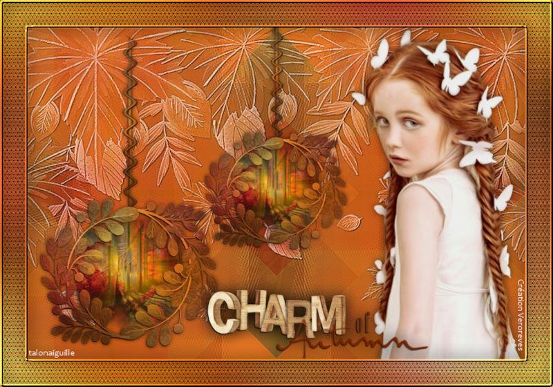 *** Charm of autumn ***