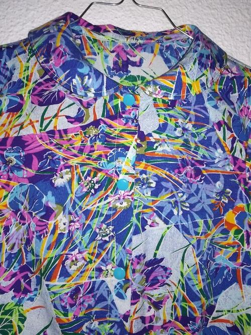 Un combishort coloré pour l'été