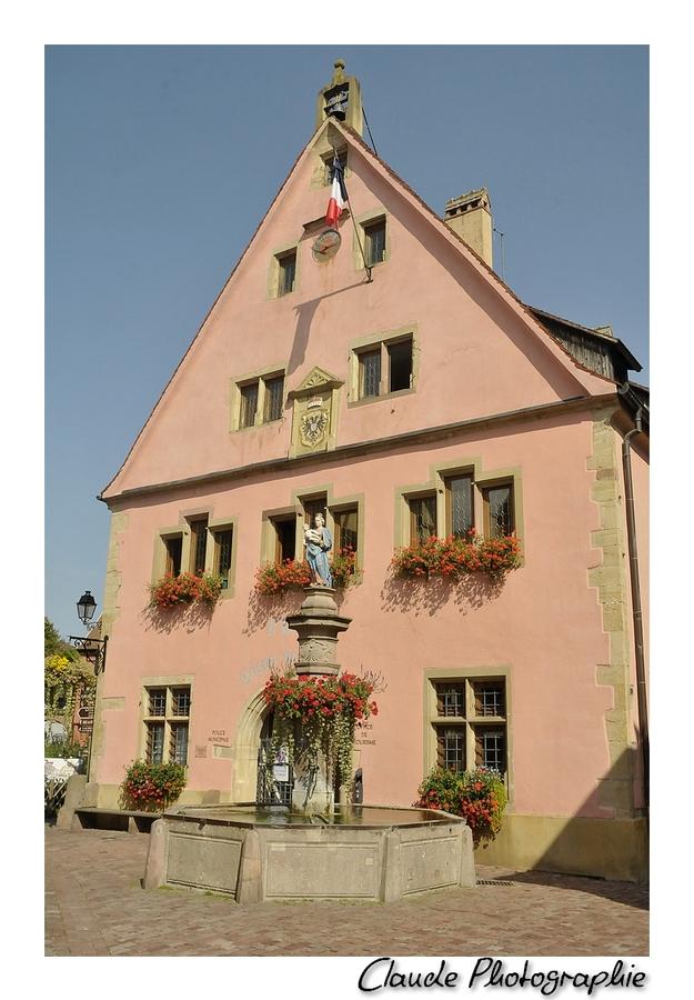 Turkheim - Haut Rhin - Alsace - 8 Septembre 2014