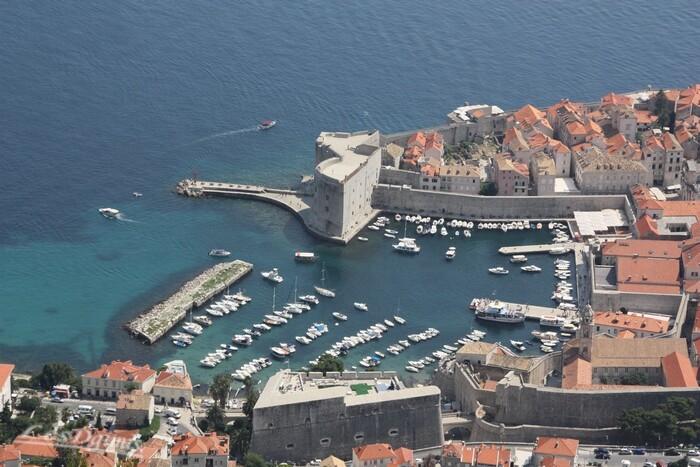 à Dubrovnik en 2015.