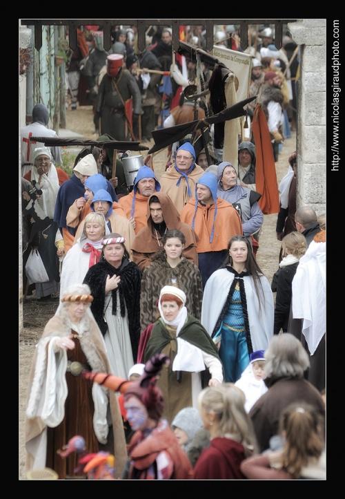 Fête des Bâteliers à chateauneuf du Rhône...