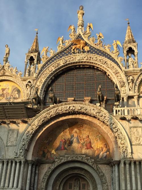 Belle destination : Venise