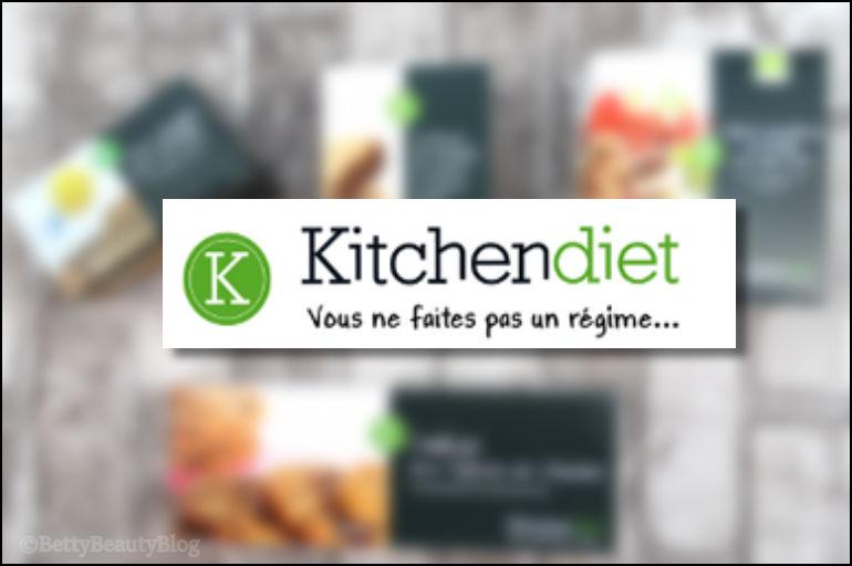 J'ai testé le programme minceur Kitchen Diet