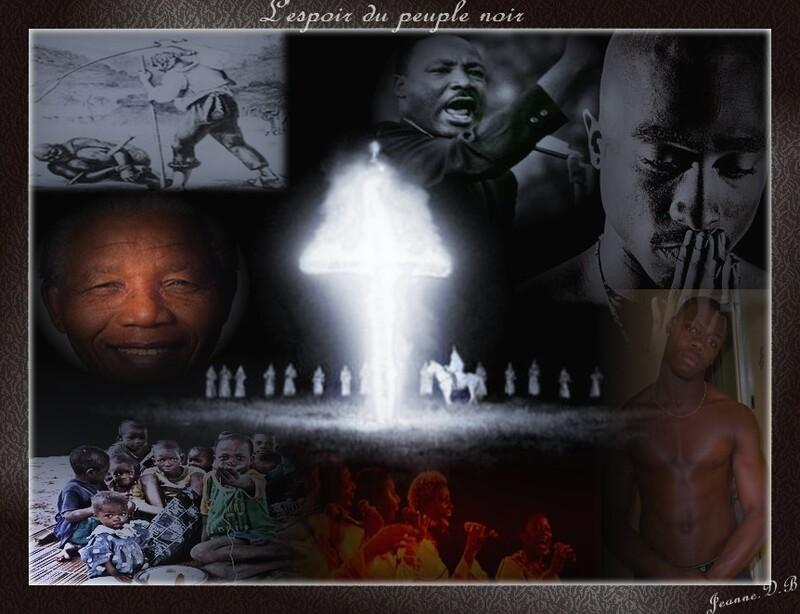 L'espoir du peuple noir