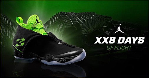 The Jordan XX8 launch presentation video