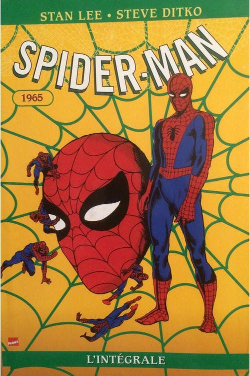 Les intégrales de The Amazing Spider-man