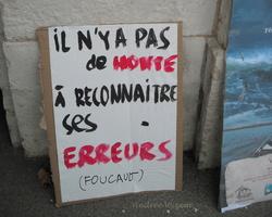 Romans sur Isère...Résister à l'austérité et ses dérivés locaux c'est possible...