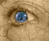 Soigner l'oeil sec