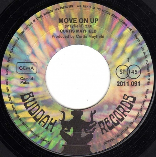 1971 : Single SP Buddah Records 2011-091 [ GE ]