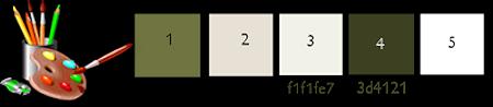Palette couleur tuto la nature 1