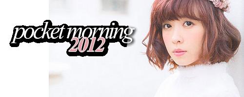 Pocket Morning 2012