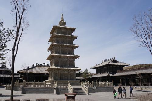 La Chine du centre: du 5ème au 19ème siècle