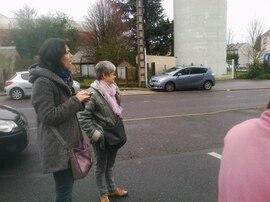 20160123 - Notre virée chez Tissus Jaures à Orléans