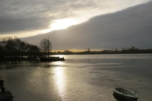 Jeudi - Ancenis - sur les bords de Loire