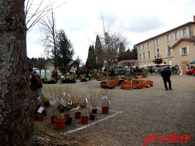Isle 87, La 10ème édition avait lieu le traditionnel marché aux plantes pour les Amis des plantes ce dimanche 22 Mars 2015