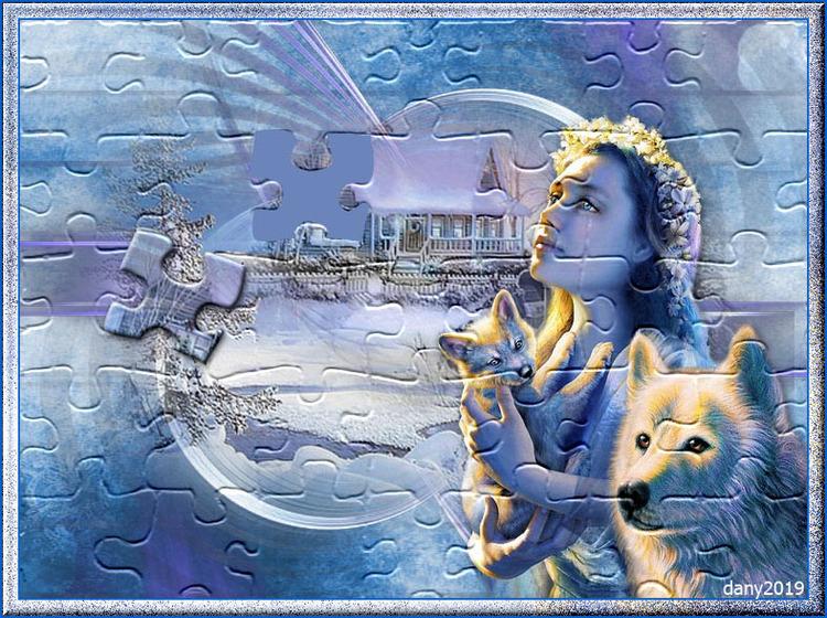 05. version paysage d'hiver en puzzle
