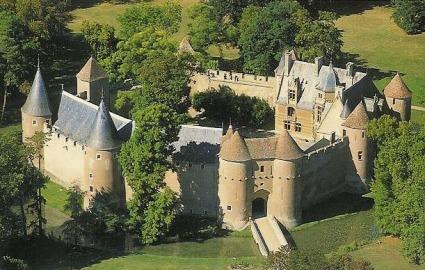 ~~ La Route Jacques-Coeur , suite ~~ Etape 15 ème