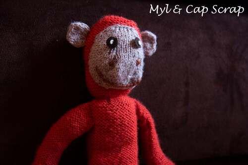 Mylène - Tricot : Un doudou