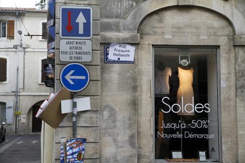 Boutiques en Avignon