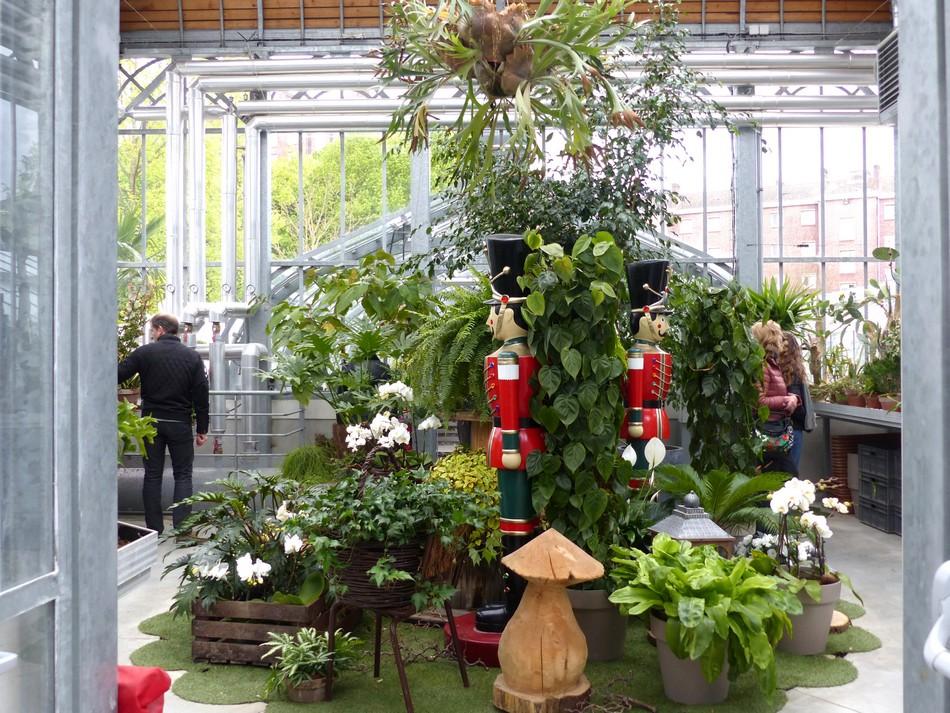 Hier, c'était la Fête au Jardin des plantes
