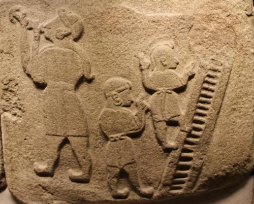 Le musée des civilisations anatoliennes à Ankara