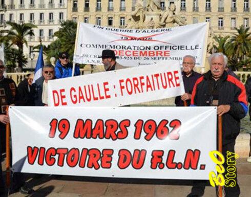 """Résultat de recherche d'images pour """"Image ,non au 19 mars"""""""