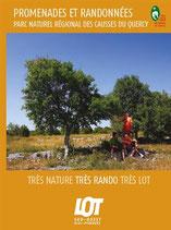 Promenades et Randonnées - Parc naturel régional des Causses du Quercy