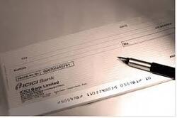 Chèque de banque gratuit! pensez à votre livret A.