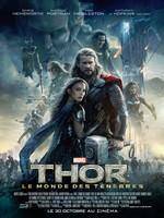 Thor Monde tenebres affiche