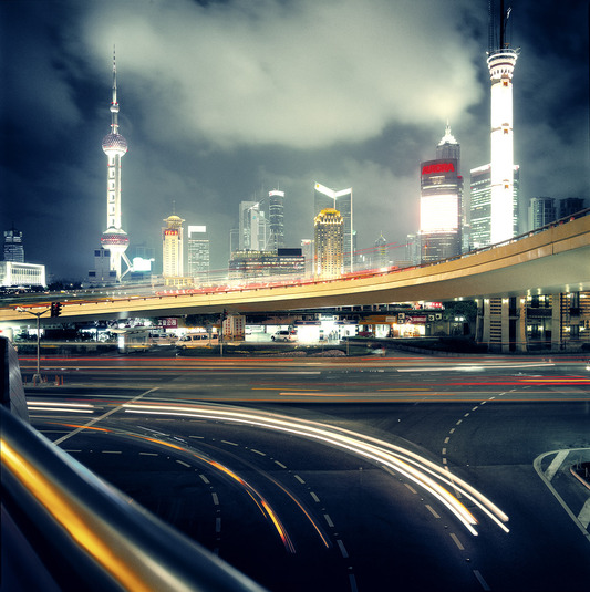 des photos de Shanghai par Thomas Birke