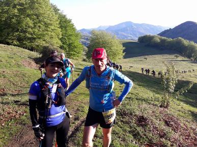 Euskal Trail - St Étienne de Baïgorry - 11 & 12 mai 2018