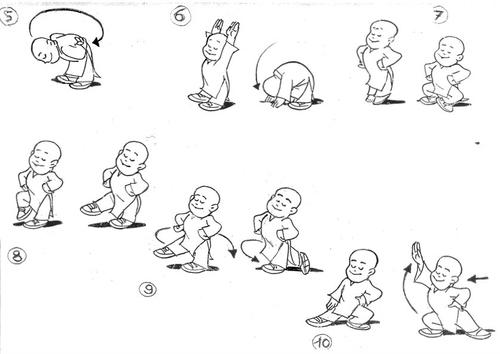 • 10 mouvements de la pleine conscience