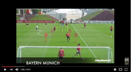 Préparation athlétique professionnelle ( PSG, At. Madrid, Bayern)