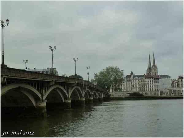 (J56) Bayonne / Montereau-Fault-Yonne 30 mai 2012