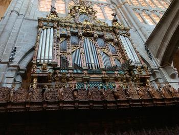 AVILA - la cathédrale