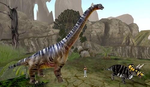 Prehistorica 2 : Brachiosaures