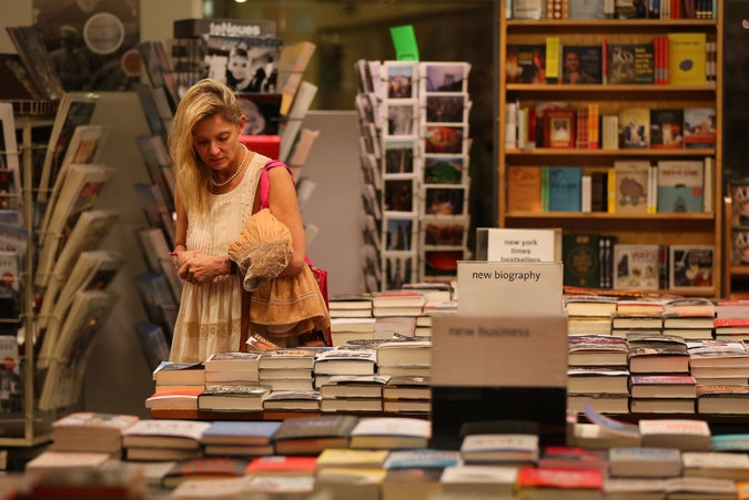 "can this bookstore be saved facebook Facebook twitter instagram and i think it's a wonderful bookstore,"" she said ""you can find new and vintage books there because not everything."