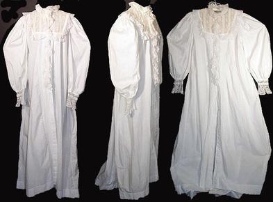 Histoire de la Robe de chambre
