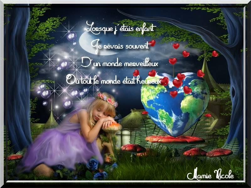 ♥♥ défi poème pour Caliradja ♥♥