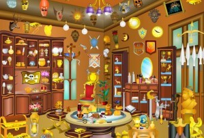 Antique room - Hidden objects
