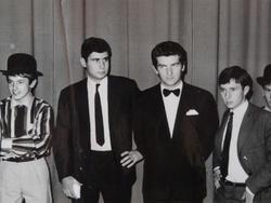 Fran6, Eddy, Gérard,