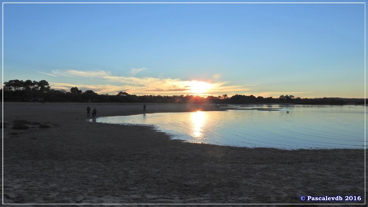 Plage et port de La Hume - Bassin d'Arcachon - Décembre 2016 - 7/10