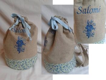 sac à dos Salomé 01