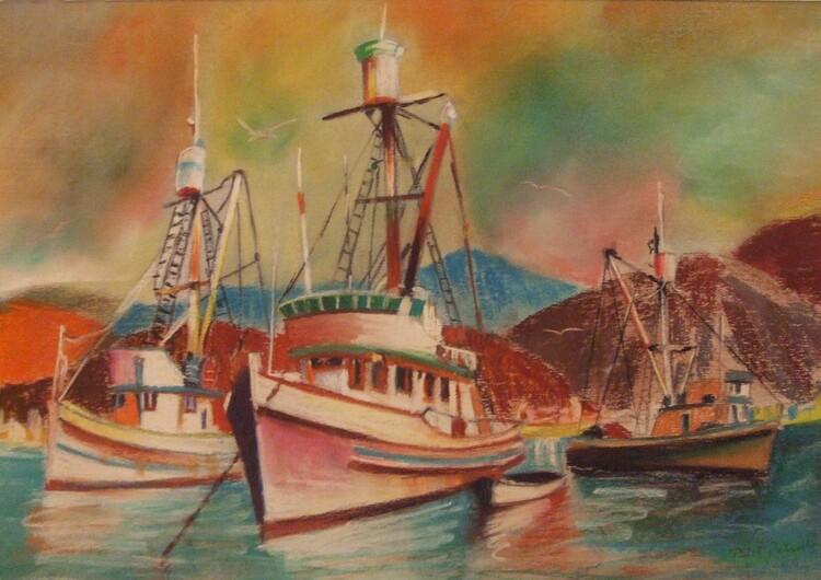 bateaux de peche 2