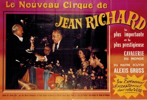 Alexis GRUSS Sr chez Jean Richard